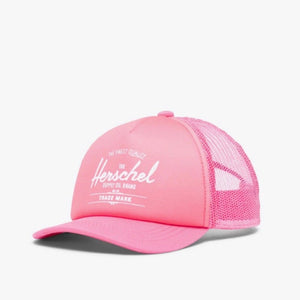 1119-1043-OS-Herschel Sprout/Baby Whaler Cap - Flamingo Pink (Up to 2 Years of Age) Hats Herschel