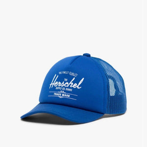 1119-1095-OS-Herschel Sprout/Baby Whaler Cap - Monaco Blue (Up to 2 Years of Age) Hats Herschel