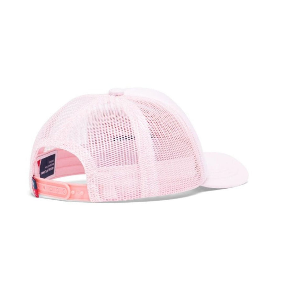 1119-1267-OS Herschel Sprout/Baby Whaler Cap - Rosewater Pastel/Neon Pink (Up to 2 Years of Age) Hats Herschel