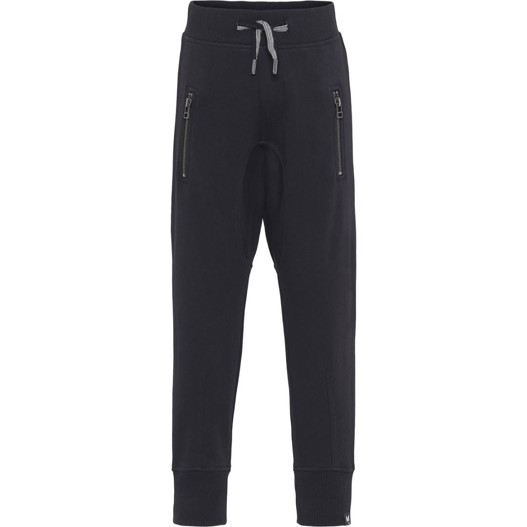 1W18I207 Molo - Ashton Black Sweatpants Pants Molo