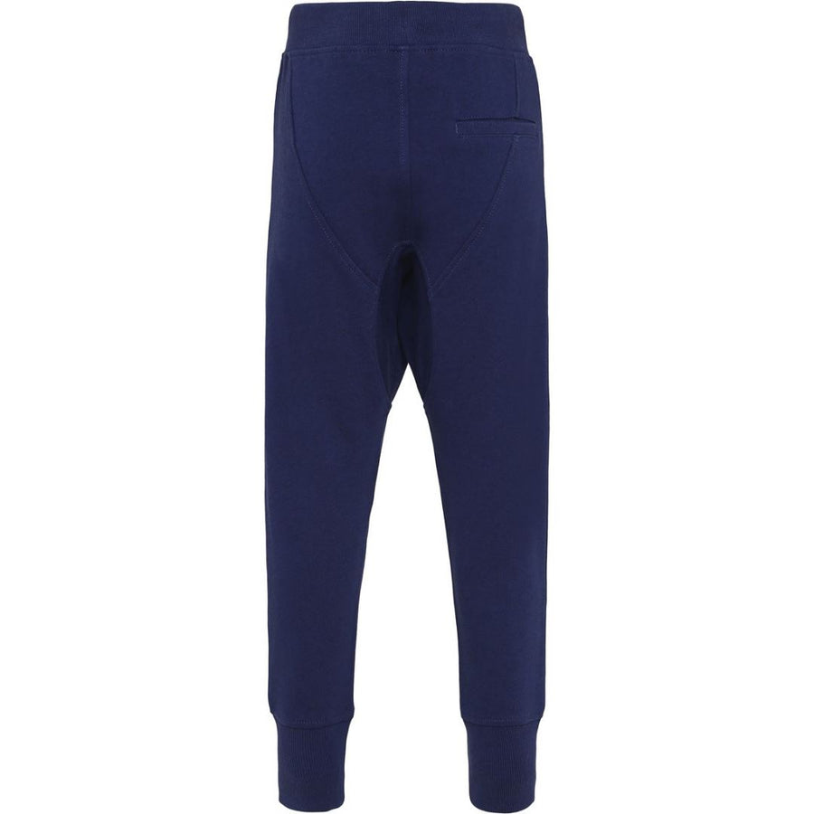 1W18I207 Molo - Ashton Dark Navy Sweatpants Pants Molo
