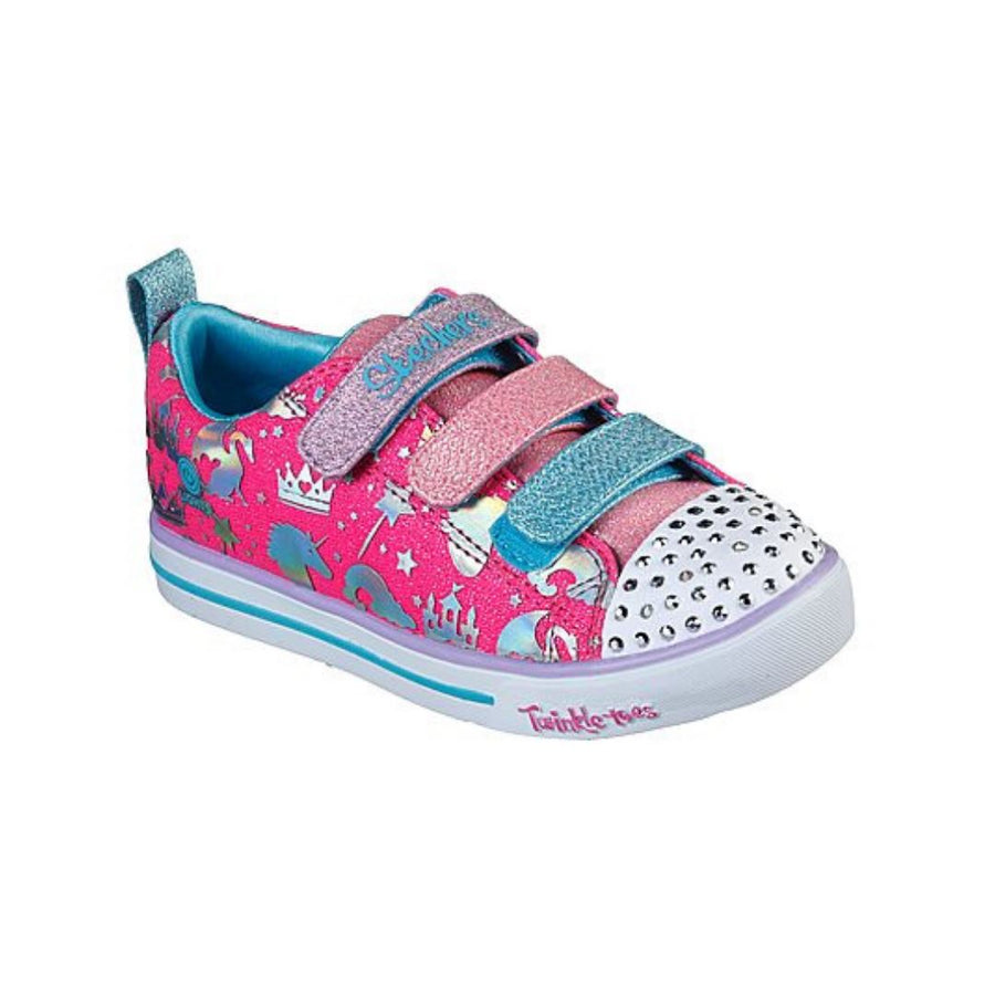 20274 -SKECHERS HPMT-SPARKLE LITE-SPARKLELAND (Kids 5 - Youth 3) footwear Skechers