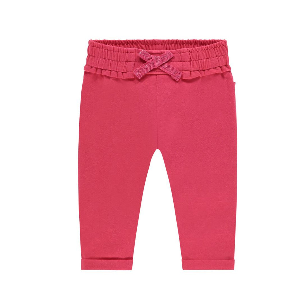20431111-P160 Noppies Rouge Red Country Club Baby Girls Pants Pants Noppies