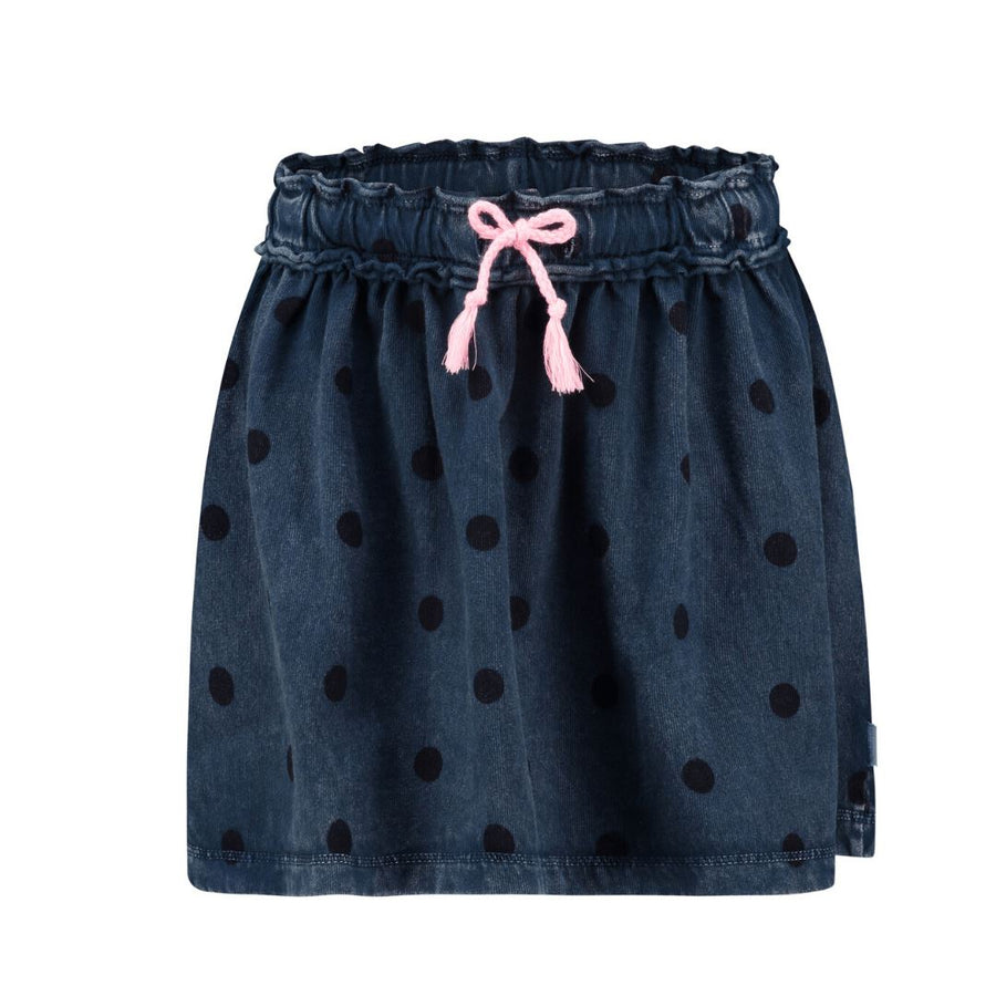 20521310-P093 Noppies Clovis Dress Blues Girls Skirt Skirt Noppies
