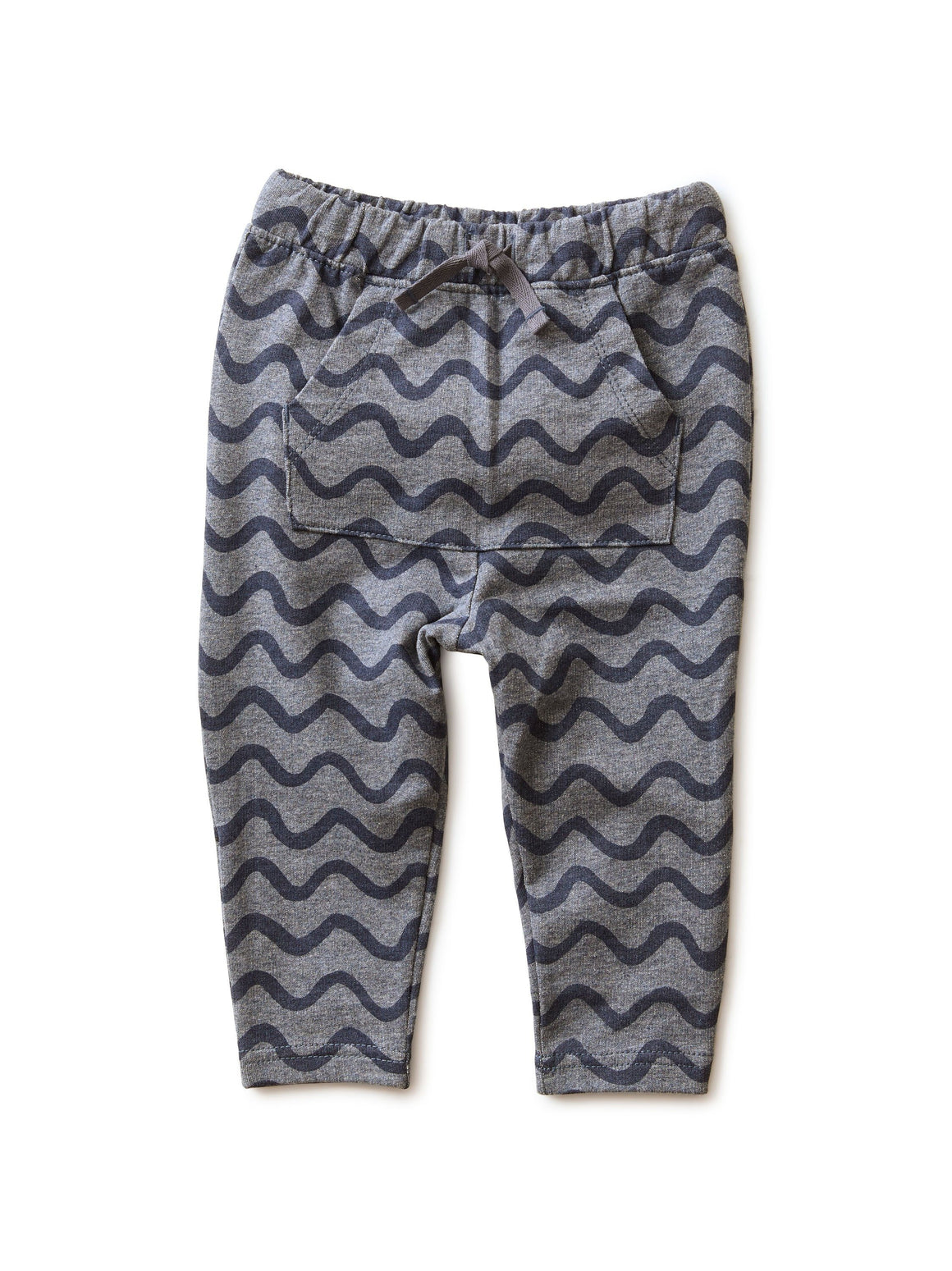 20S42203-Y38 Tea Collection Aegean Waves Pocket O' Sunshine Baby Pants Pants Tea Collection