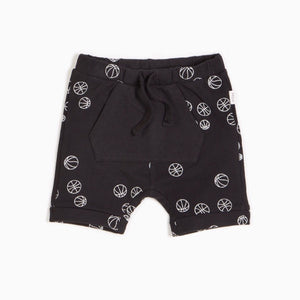 20SMW50815B MILES BABY - Baby Basketball Shorts Shorts Miles Baby 3 Months
