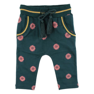 60716 Small Rags - Floral Hella Pants Leggings Small Rags