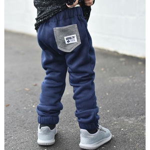 Brooklyn & Fifth - Navy City Comfort Joggers