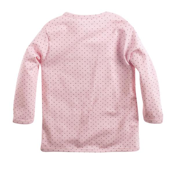 67302- Noppies Gerrieke Baby Girls Long Sleeve Tee Long Sleeve Shirts Noppies