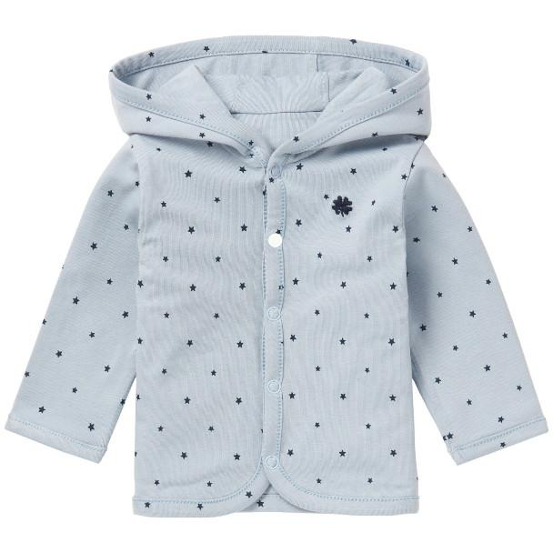 67379- Noppies Reversible Light Blue Hooded Sweatshirt Sweatshirt Noppies