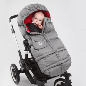 7 A.M. Enfant - Blanket 212 Evolution Heather Grey Stroller Accessories 7 A.M. Enfant