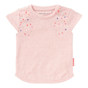 74363-Noppies - Confetti T-Shirt Light Pink Shirt Noppies
