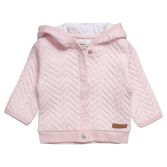 74428 Noppies - Blush Guntersville Cardigan (Preemie) Sweater Noppies