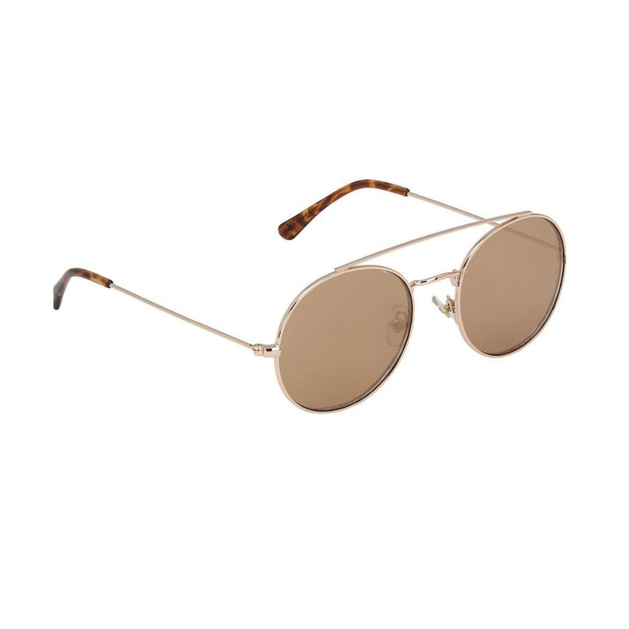 7S19T507 Molo - Suri Gold Sunglasses Sunglasses Molo