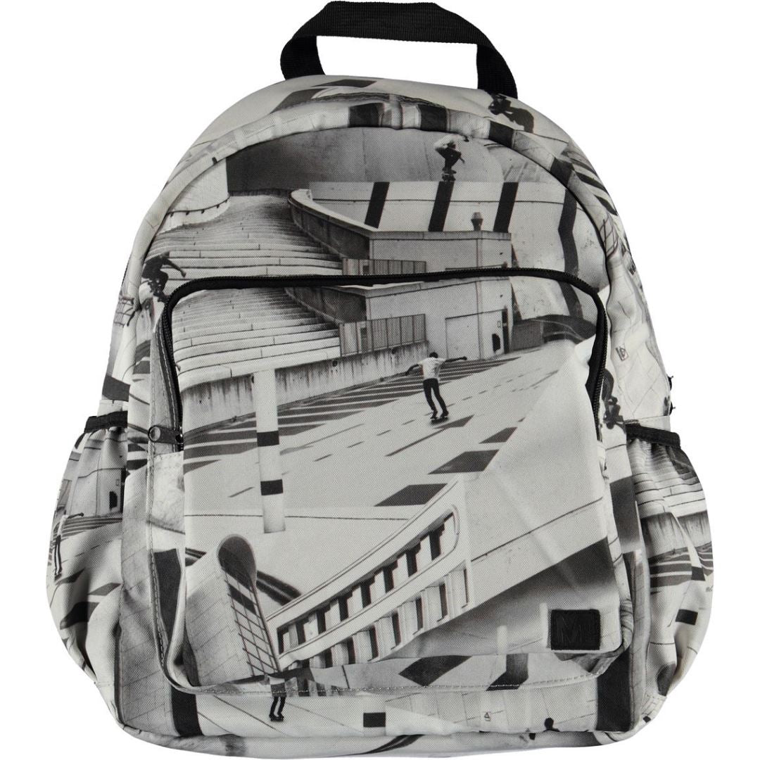 7S19V202 Molo - Big backpack City Skate Backpack Molo