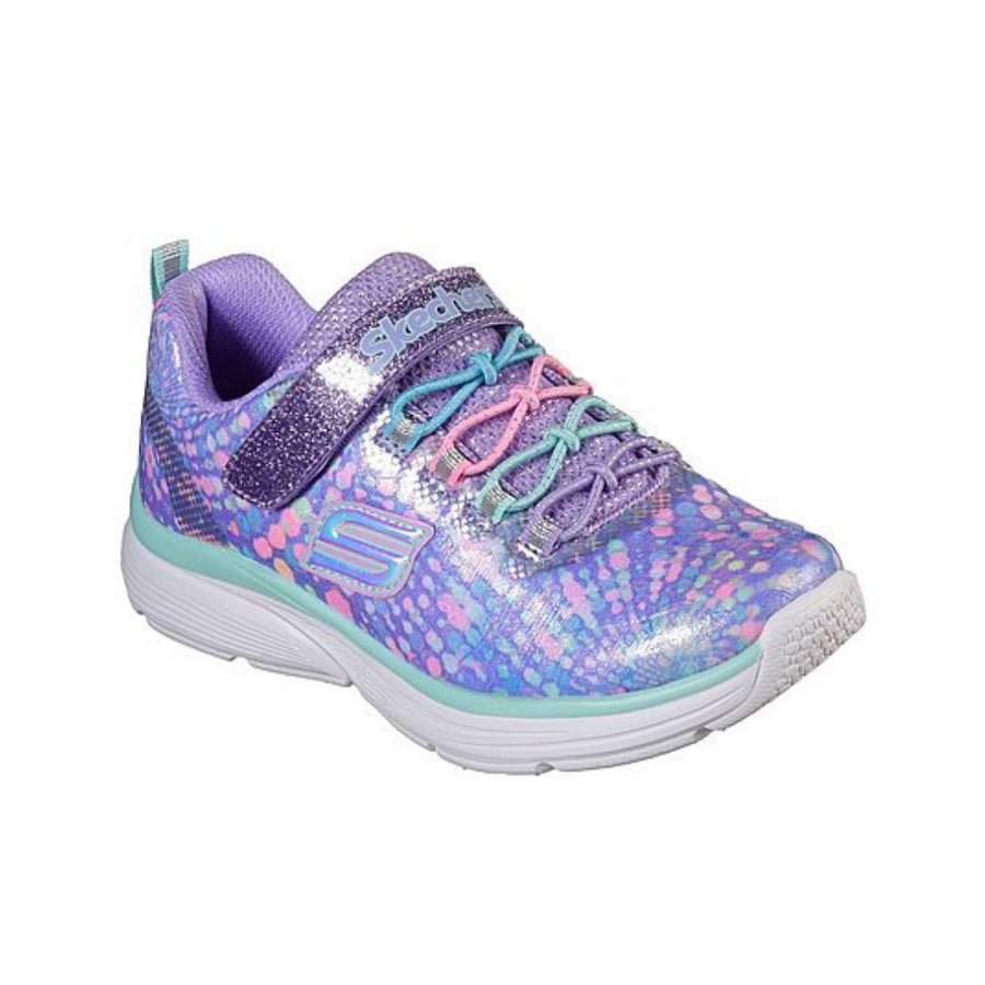 81383- SKECHERS WAVY LITES-DAZZLE BLAST (Kids 5 - Youth 4) footwear Skechers