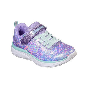 81385- SKECHERS LVMT-WAVY LITES (Kids 5 - Youth 5) footwear Skechers