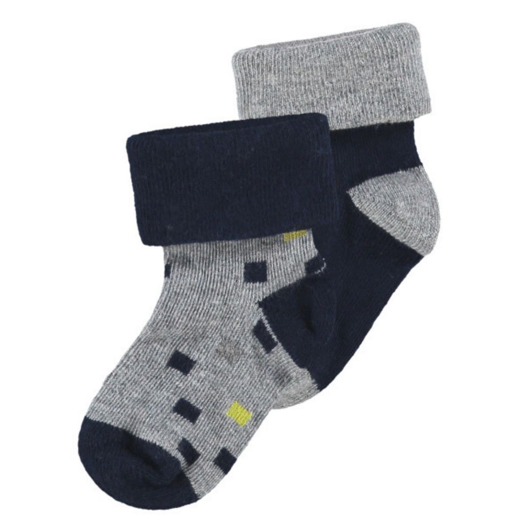 84754 - Noppies 2 Pack Warrenburg Baby Boy Socks Socks Noppies