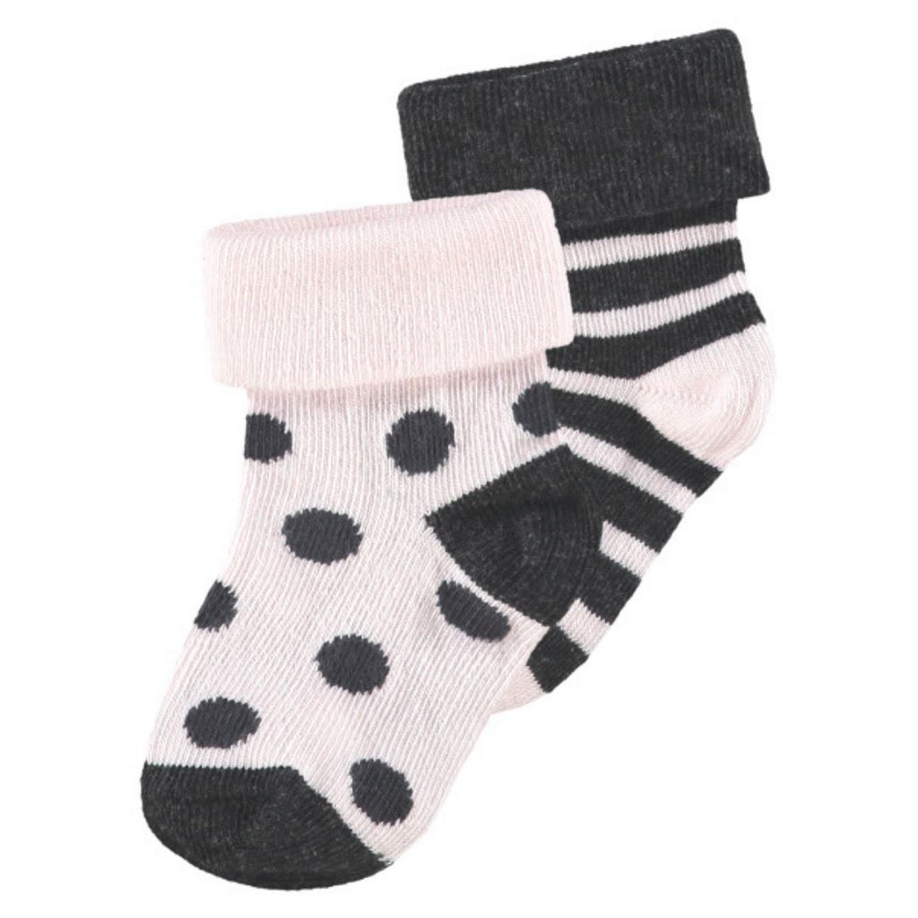 84784- Noppies 2 Pack Wellesley Baby Girl Socks Socks Noppies