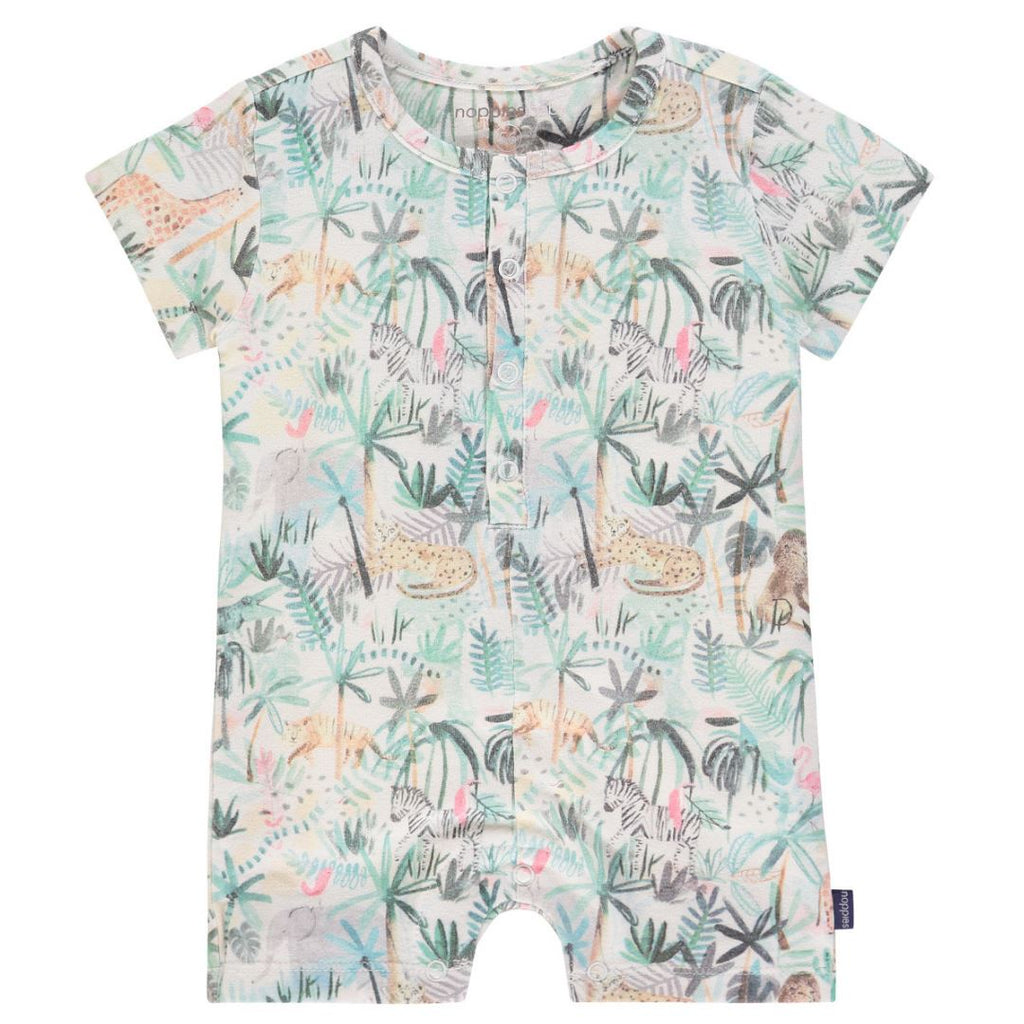 94324- Noppies - Seekonk Playsuit Jumpsuits / Rompers Noppies