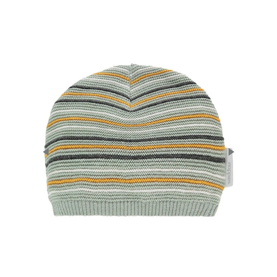 94527 - Noppies - Quizzy Organic Unisex Baby Hat - Belgian Block Hats Noppies