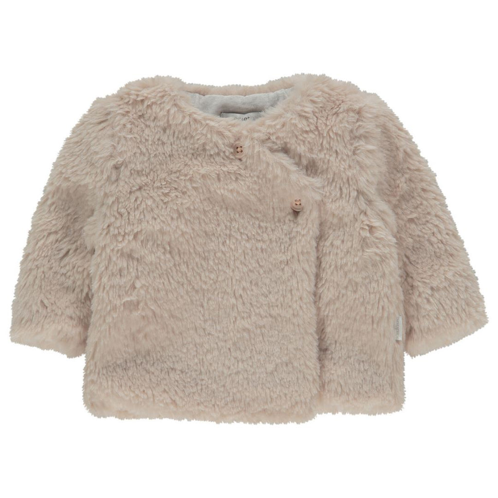 94663 - Noppies - Baby Girl Corona Cardigan - Peach Blush Cardigan Noppies