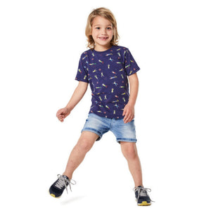 95219- Noppies Boys Tee Rochester Short Sleeve Shirts Noppies