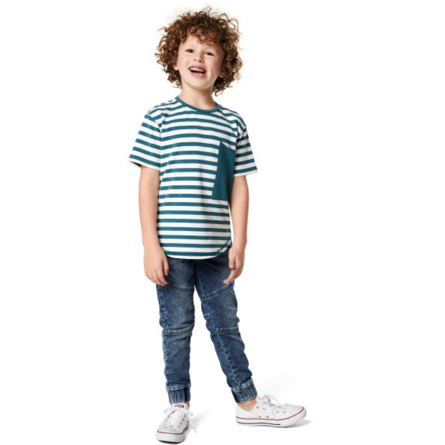 96210- Noppies Boys Tee Bexley Short Sleeve Shirts Noppies