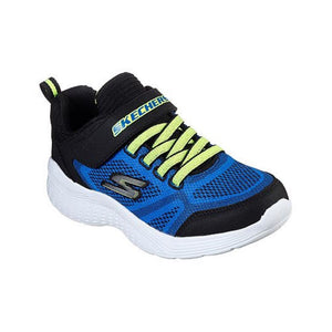 97546 - SKECHERS BLBK-SNAP SPRINTS - ULTRAVOLT (Kids 5 - Youth 5) footwear Skechers