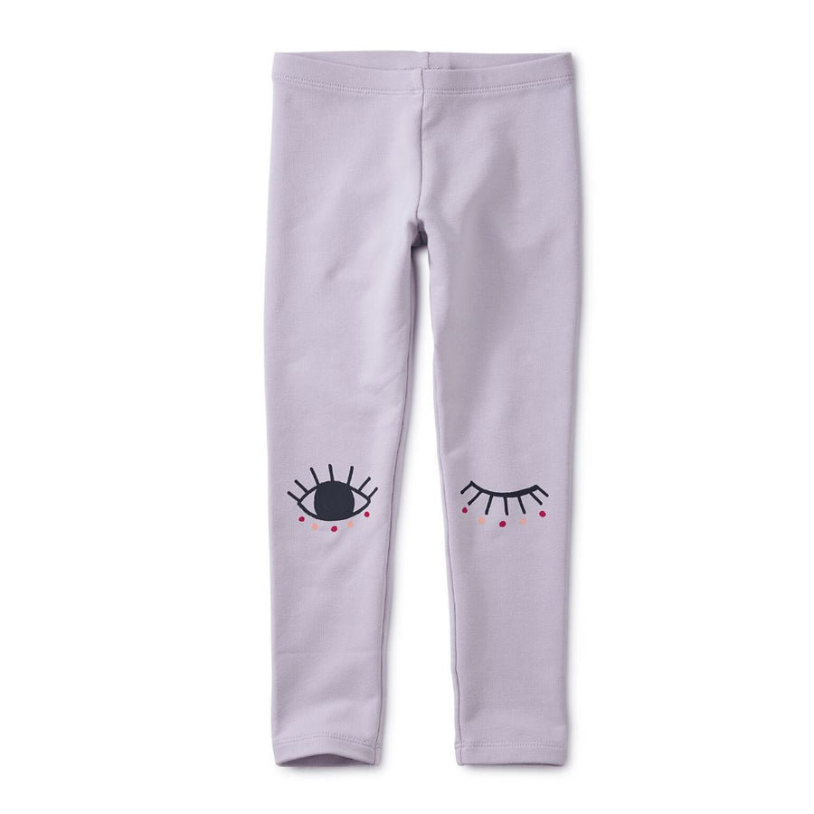 9F12214-670 Tea Collection Lilac Mist Catch-a-Wink Girls Leggings Leggings Tea Collection