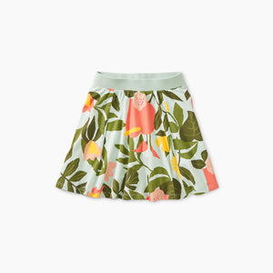 9M12202-I41 - Tea Collection Floral Printed Girls Twirl Skort Shorts Tea Collection