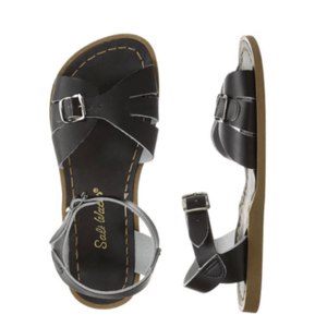 Adult Classic Saltwater Sandals - Navy Sandals Salt Water Sandals