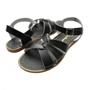 Adult Original Saltwater Sandals - Black Sandals Salt Water Sandals