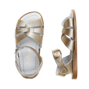 Adult Original Saltwater Sandals - Gold Sandals Salt Water Sandals
