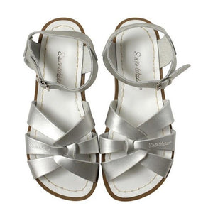 Adult Original Saltwater Sandals - Silver Sandals Salt Water Sandals