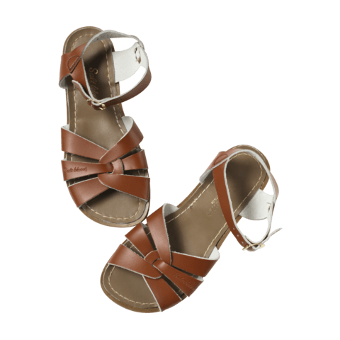 Adult Original Saltwater Sandals - Tan Sandals Salt Water Sandals
