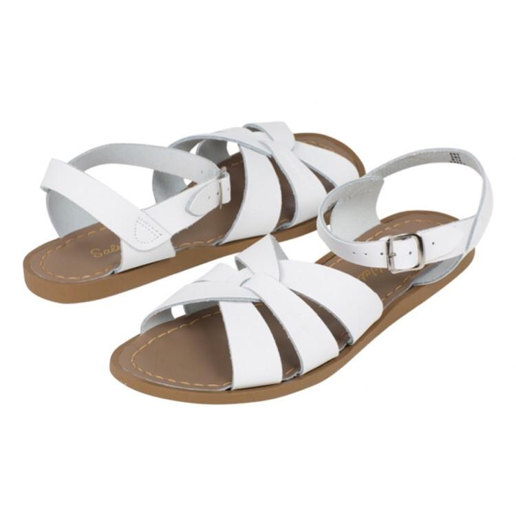 Adult Original Saltwater Sandals - White Sandals Salt Water Sandals