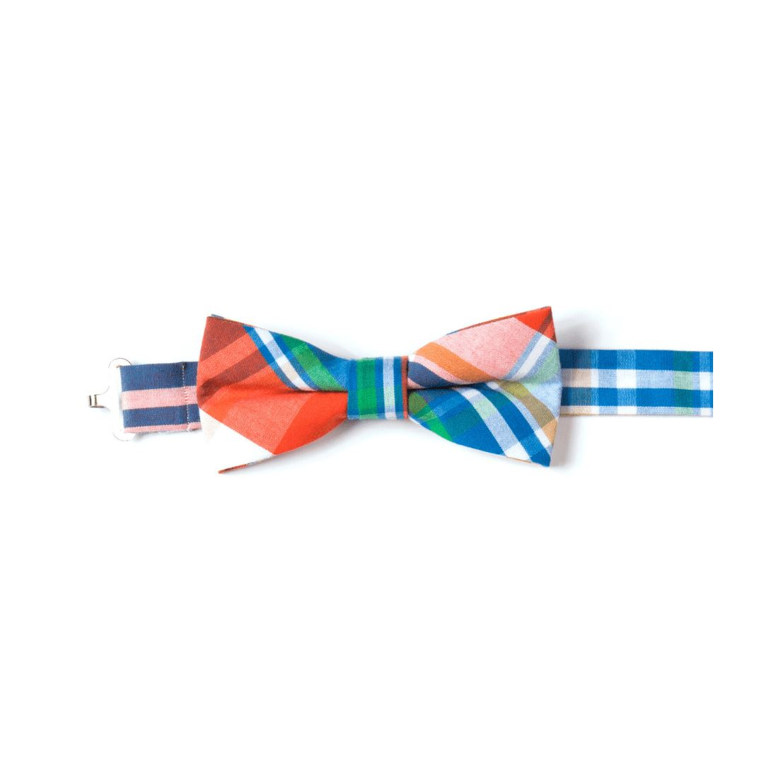 Appaman Fun House Plaid Bow Tie Bowtie Appaman