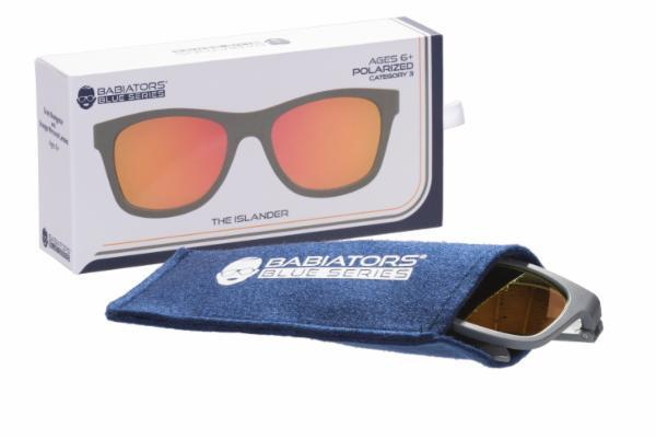 Babiators Islander Sunglasses - Polarized Blue Series Sunglasses Babiators