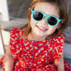 Babiators Key Hole Sunglasses - Totally Turquoise Sunglasses Babiators