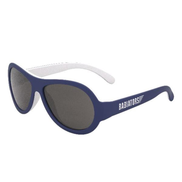 Babiators Original Two Tone Aviator Sunglasses - Nautical Navy Sunglasses Babiators