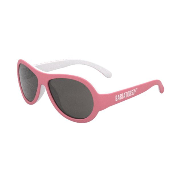 Babiators Original Two Tone Aviator Sunglasses - Tickled Pink Sunglasses Babiators