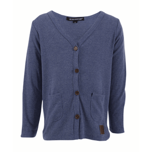 Beau Hudson -Denim Blue Signature Cardigan Sweater Beau Hudson