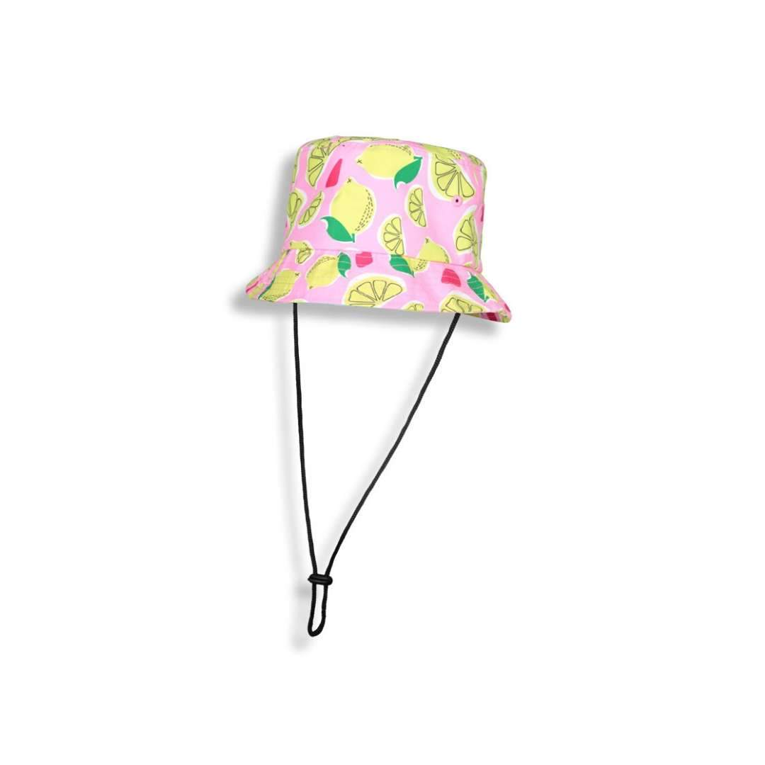 BIRDZ- Lemonade Bucket Hat Hats Birdz