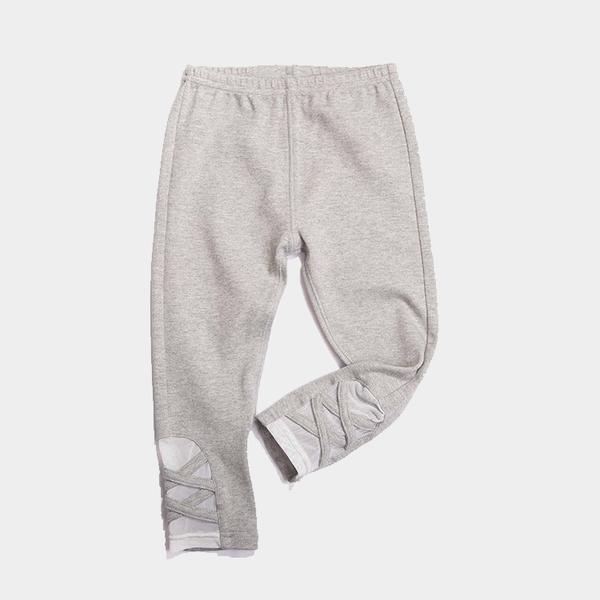 Bitz Kids - Grey Design Leggings Leggings BItz Kids