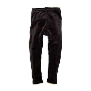 Bitz Kids - Super Soft Baby and Kids Black Velour Leggings Leggings BItz Kids