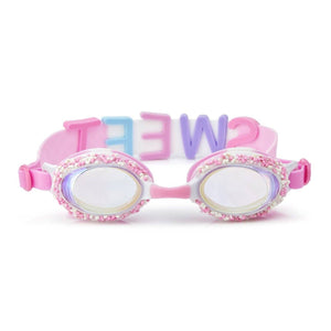 Bling2O - Funfetti Swim Goggles - Party Pink Swim Goggles Bling2O