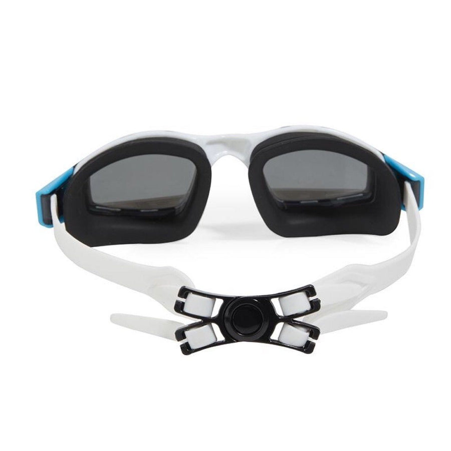 Bling2o - Gaming Controller Swim Googles - Platinum Edition White Swim Goggles Bling2o