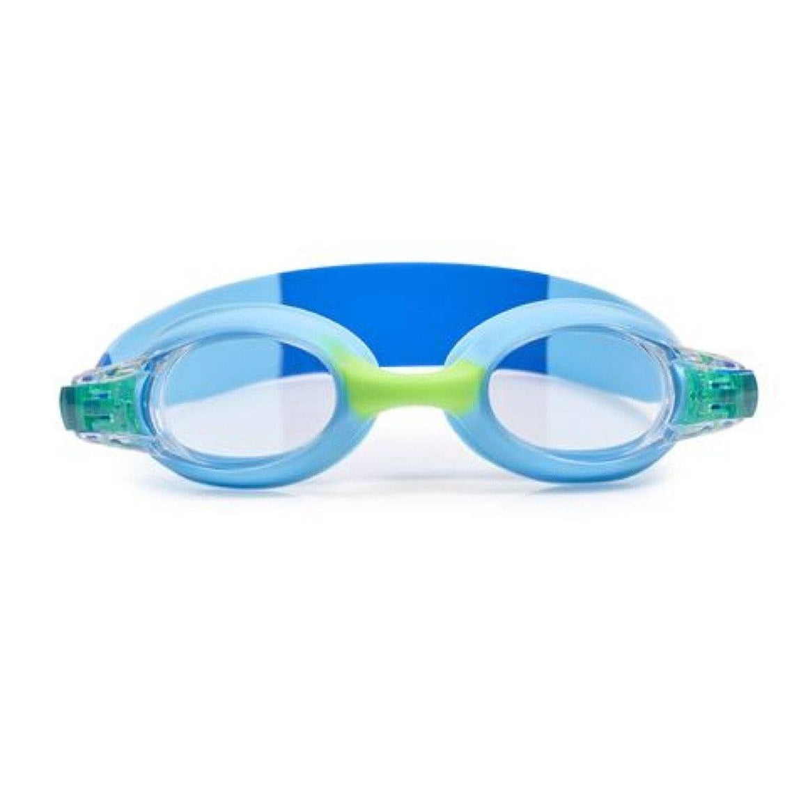 Bling2O - Itzy Boys Swim Goggles - Baby Boy Blue Swim Goggles Bling2O
