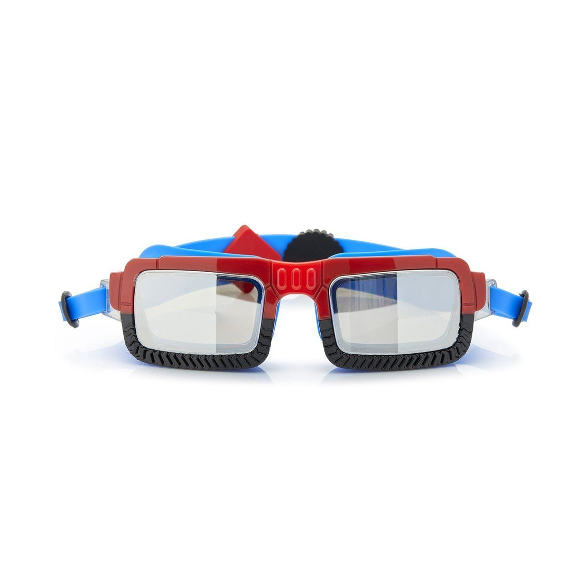 Bling2o - Truck Norris Swim Googles - Texas Ranger Red Swim Goggles Bling2o